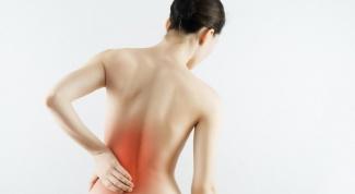 О чем может свидетельствовать боль в спине слева