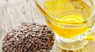 Льняное масло для волос: польза и правила использования