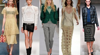 Stylish to wear crochet things
