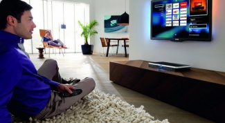 Why digital TV shows smoothly