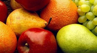 Почему фрукты не рекомендуют есть на ночь