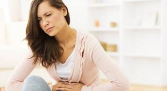 Как женщине без таблеток снять периодическую боль в животе