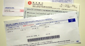 Как обналичить банковские чеки