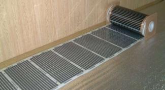 Инфракрасный теплый пол под линолеум: плюсы и минусы, технология установки