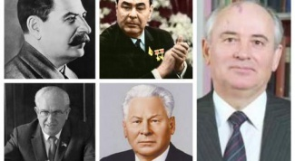 Сколько всего было Генеральных секретарей ЦК КПСС в СССР