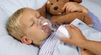 What to do inhalation nebulizer at a cold