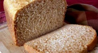 Как испечь цельнозерновой хлеб в хлебопечке supra bms-150