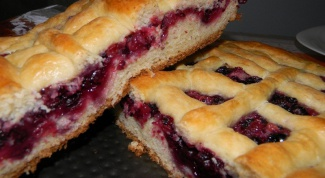How to cook a delicious jam tart currant