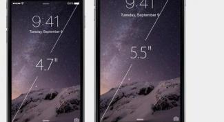Какой он iPhone 6 и iPhone 6 plus