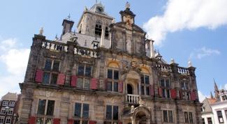 Путешествие по Голландии: Дельфт