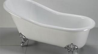 Стальная ванна: плюсы и минусы