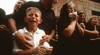 Как пережить смерть детям