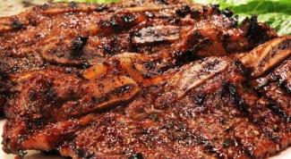 Как приготовить классический лангет из говядины