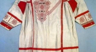 Белорусская национальная одежда