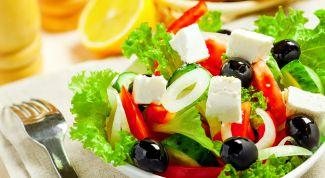 Как приготовить приправку для греческого салата