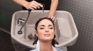 Безопасное удаление черной краски с волос