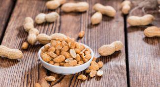 Изумительный вкус и аромат жареного арахиса