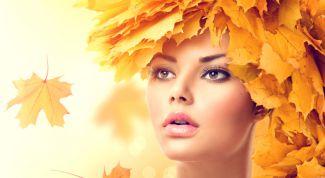Как правильно нанести осенний макияж