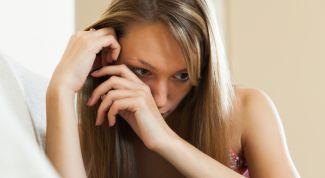 Определяем причину боли корней волос