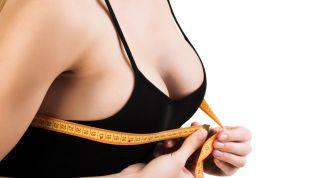 Перед покупкой бюстгальтера: определение точного размера груди