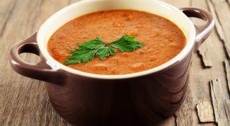 Рецепты вкусных и быстрых супов