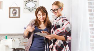 С чего начать пошив юбки в складку