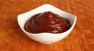 Шоколадная паста с волшебным вкусом: рецепт, секреты приготовления