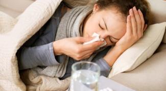 Как отличить обычную простуду от гриппа