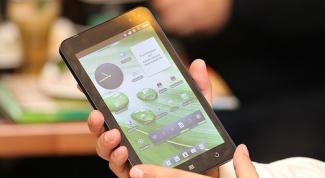 Как проверить баланс Мегафон на планшете