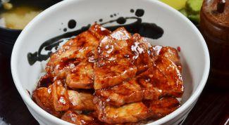 Для поклонников китайской кухни: свинина в кисло-сладком соусе