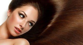 Избавление от жирности волос с помощью специального шампуня