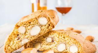 Итальянский десерт: печенье бисконти