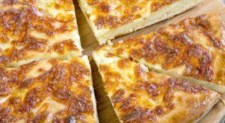 Как готовить хачапури с сыром: в духовке или на сковороде?