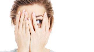 Как остановить нервный тик на глазах