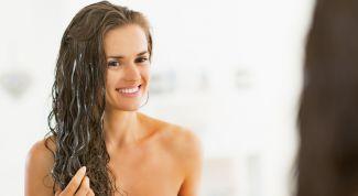 Маска для волос с жидким силиконом. Отзывы