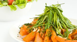Овощное раздолье: жареная тыква с сельдереем