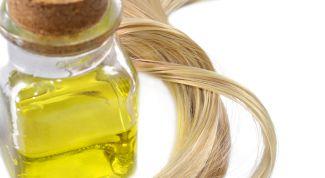 Уход за волосами с оливковым маслом