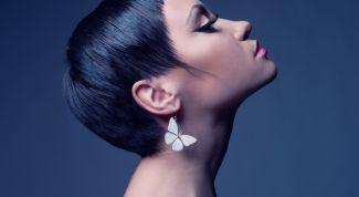 Фото женских стрижек на короткие волосы