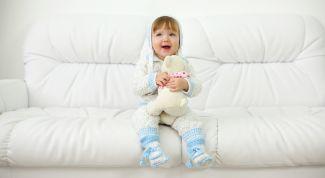 Хенд-мэйд: вязание детского костюма