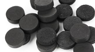 Активированный уголь детям. Методы лечения