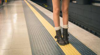Байкерские ботинки на пике моды. С чем носить и в каких ситуациях?
