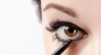 Видео- и фотоподборка: правила подведения глаз карандашом