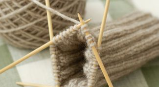 Вязаные гетры: мастер-класс - вязание спицами