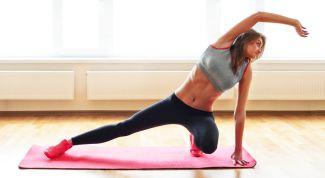 Гигиеническая гимнастика. Комплекс упражнений для утреннего моциона