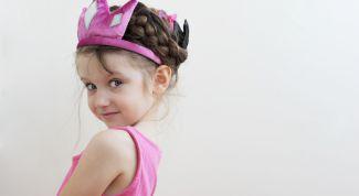 Как сделать из дочки принцессу? Советы для девочек и их родителей