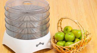 Отзывы о качестве сушилок для овощей и фруктов