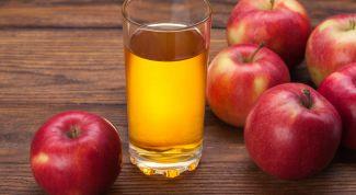 Полезные свойсвта яблочного сока. Лечение, противопоказания