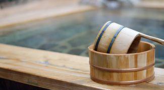Польза процедур японской бани офуро. Ее свойства