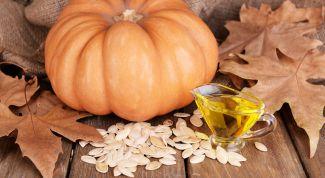 Польза тыквенных семечек и масла из них