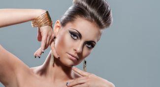 Популярные и стильные прически с начесом на длинные волосы